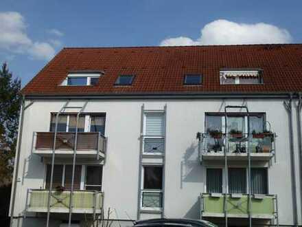 Pfiffige Dachgeschosswohnung in Gerwisch