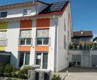 Doppelhaushälfte in Aspach, auch gewerblich