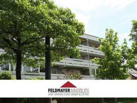 Ideal für Kapitalanleger! Großzügige 2 - 3 ZKB Wohnung, teilbar, zentral in Pfersee, Balkon, Einbauk