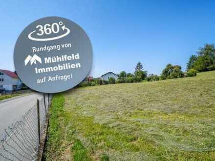 Südlage - Grundstück mit angrenzender Grünfläche!