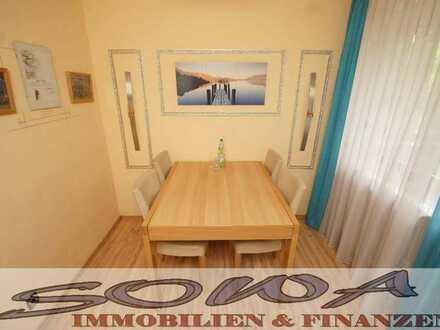 Schöne und gepflegte 3 Zimmer Wohnung in Neuburg - Schwalbanger - mit Tiefgaragenstellplatz - Ein...