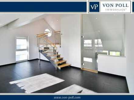 Elegante DHH mit 4 Zimmer für gehobene Ansprüche – Laubenheimer Weinberglage