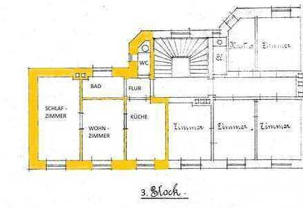 Teilmöblierte 1,5-Zimmer-Wohnung mit EBK, 2 Gehminuten U-Bahn Silberhornstraße, München