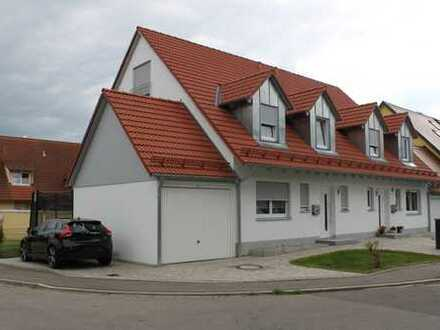 Sonnige Doppelhaushälfte in Röhrmoos!