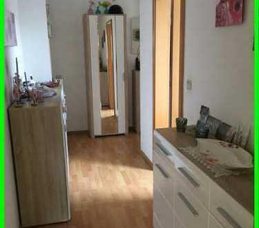 ⭐2-Zimmer-Dachgeschosswohnung mit Balkon und Einbauküche