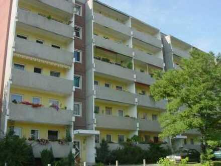 sanierte 3-Raum-Wohnung I mit Blick über die Stadt
