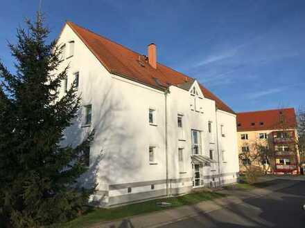 Gemütliche Dachgeschosswohnung für Singles oder junge Paare