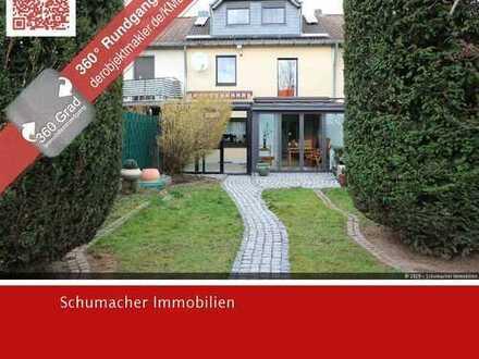 Sehr schönes Einfamilienreihenhaus in Köln-Vingst zu verkaufen!