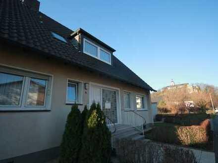 Ruhiges, älteres Ehepaar gesucht! 3 Zimmerwohnung mit Balkon und Blick auf den Michaelsberg