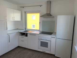 Erstbezug nach Sanierung mit EBK: attraktive 2-ZKB-Wohnung in Schwandorf