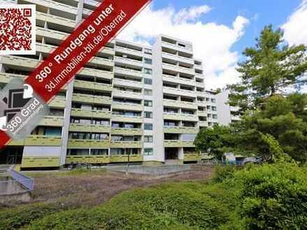 Kapitalanlage: 4-Zimmerwohnung in Frankfurt Oberrad