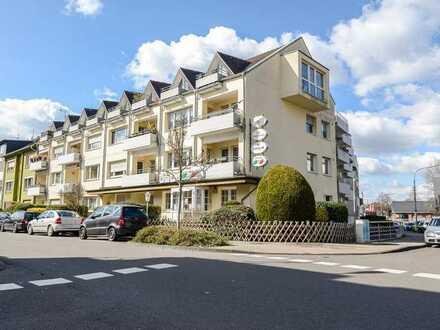Attraktive 2 Zimmer-Wohnung in Citynähe Opladen * ca. 63 m² * DG * Aufzug * G-WC * Wannenbad