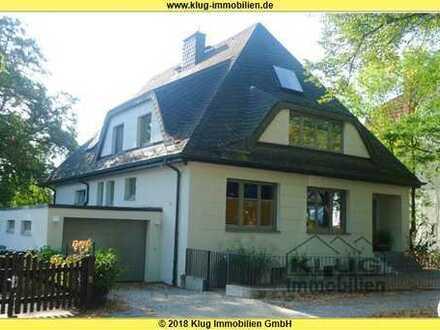 Hermsdorf! Exklusive Komfortvilla in atemberaubender Südlage direkt am Hermsdorfer See