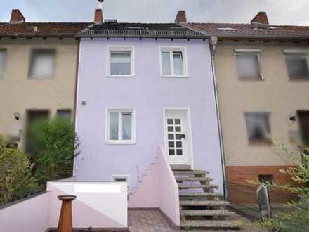Bremen-Kattenesch : Schönes Reihenmittelhaus in ruhiger Lage, Obj. 4877