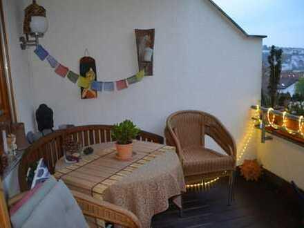 Charmante und großzügige Dachgeschoss-Maisonettewohnung!