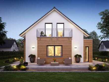 Ein schönes Haus und das passende Grundstück dazu!