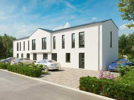 Architektenwohnung im 4 Familienhaus nahe Wolfsburg
