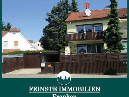 FIF - Reiheneckhaus für den großen Platzbedarf. 177m² NFL, Balkon, Terrasse, 2 Garagen und Garten!