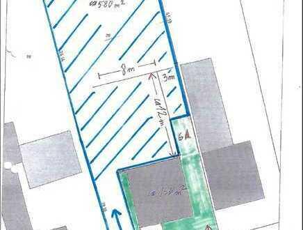 Lingenfeld: Bauplatz zu verkaufen, Areal 580 m², VKP 214.000,00 € *Provisionsfrei*