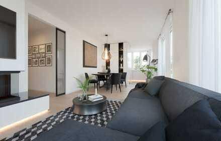 Licht & Luxus: Lifestyle im Penthouse! 3-Zi-DG-Wohnung mit umlaufender Dachterrasse