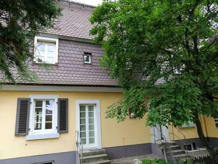 Denkmalgeschütztes 4-Zimmer-EFH (frisch saniert) in der Gartenstadt