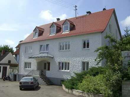 Neu renovierte 3-Zimmer-Wohnung in Fischach