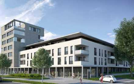 Erstbezug: exklusive 2-Zimmer-Wohnung mit Einbauküche und Balkon in Remseck am Neckar