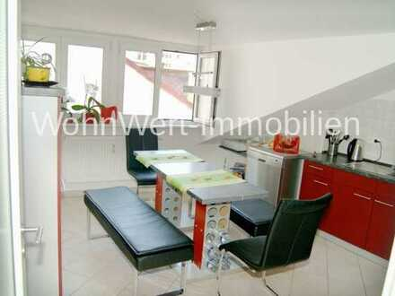 WohnWert: 2 Zi Dachgeschoss-Wohnung