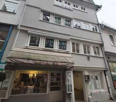 Saniertes und gemütliches Stadthaus in historischem Ambiente m.viel Platz in Limburger Altstadt