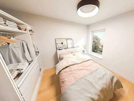 Unser Lieblingsplatz! Moderne Neubau-3-Zimmer-Wohnung mit Terrasse, Tiefgarage, Fußbodenheizung