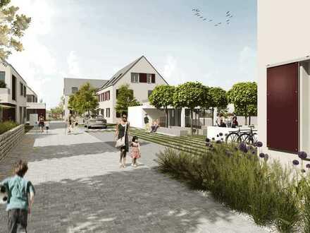Wohnhöfe Jugenheim - Haus 1, 2-Zimmer Erdgeschosswohnung 02