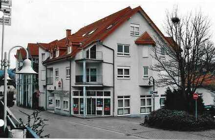 Ansprechende 2-Zimmer-Wohnung mit Balkon in Obrigheim