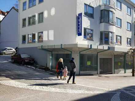 Gepflegtes Ladenlokal in bester Lage der Fußgängerzone mit Highspeed-Internet