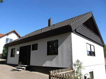 Bungalow mit ausgebautem Dach