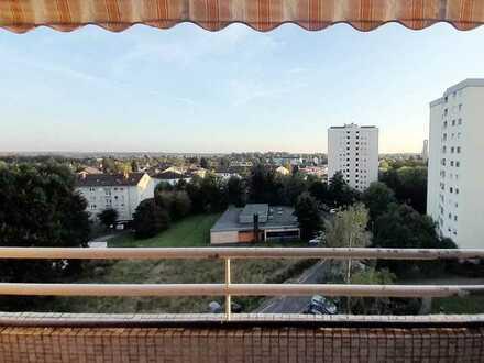 Als Altersvorsorge! vermietete 4-Zimmerwohnung als Kapitalanlage mit Südbalkon in Maintal Dörnigheim