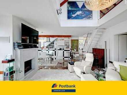 Luxuriöses Penthouse in Düsseldorf Unterbach