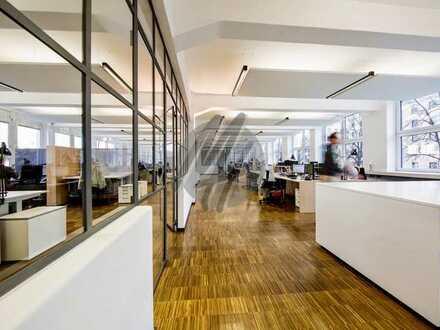 KEINE PROVISION ✓ Loft-Büro (500 m²) in denkmalgeschütztem Gebäude