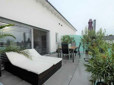 Außergewöhnliches 2-Zimmer Penthouse samt großer Terrasse