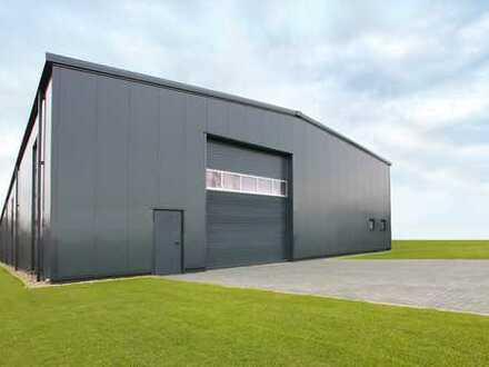 NEUE LAGERHALLE -- ERSTBEZUG -- 400 m² -- TOP -- NEU