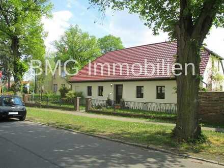 Landhaus-Idyll in historischem Vierseithof - 5 Zimmer, 2 Bäder, Terrasse, Gemeinschaftsgrünfläche