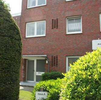 3 Zimmer Obergeschosswohnung mit Balkon in zentraler Lage von Schortens zu verkaufen!