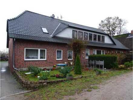 Große 3 Zimmer-Wohnung mit Garten im OT Barskamp