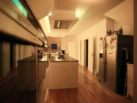 * Traumküche inkl. Kochinsel | Loft | 2 Bäder | Dachterrasse | grandioser Blick *