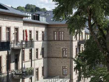 +++ Exklusive Dachgeschoß Wohnung im Denkmalobjekt +++