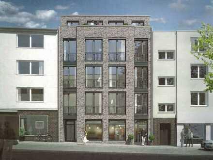 Neubau/Moderne 2-Zimmer-Wohnung mit Balkon
