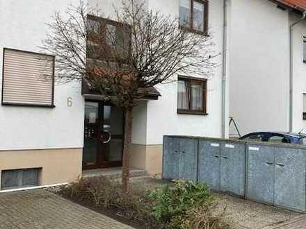 Helle 2 - Zimmer Erdgeschosswohnung mit Terrasse in Reilingen zu verkaufen!