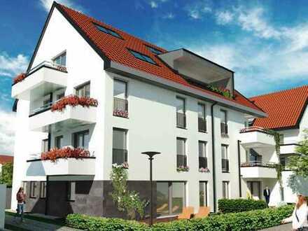 ::: Neubauvorhaben Kappelbergblick ::: 4 Zimmer Maisonette Wohnung