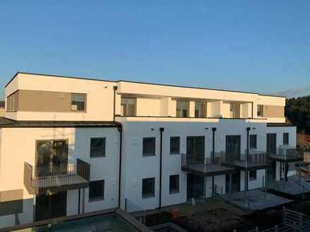 Neubau! Moderne, hochwertige und barrierefreie Erdgeschosswohnung mit Garten