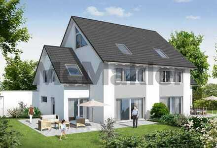 Ihr neues Zuhause am Karlsfelder See: Großzügige, moderne DHH - Fertigstellung ca. Juni 2020