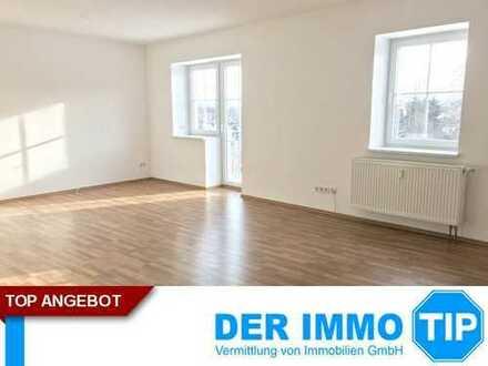 3-Zimmerwohnung mit Wohnküche und Garten in Lengefeld